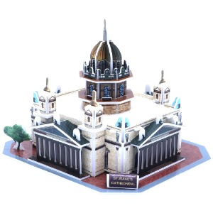 [3D 입체퍼즐, MB046] 성이삭대성당 (St.isaac's cathedral)