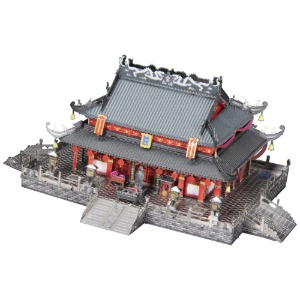 [3D 입체퍼즐, YM-N094] 공자 사원 (Confucius Temple-for who want to get high scores in examination,without lights)